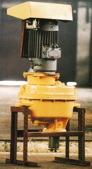 Механизм поворота У3515.42С.1